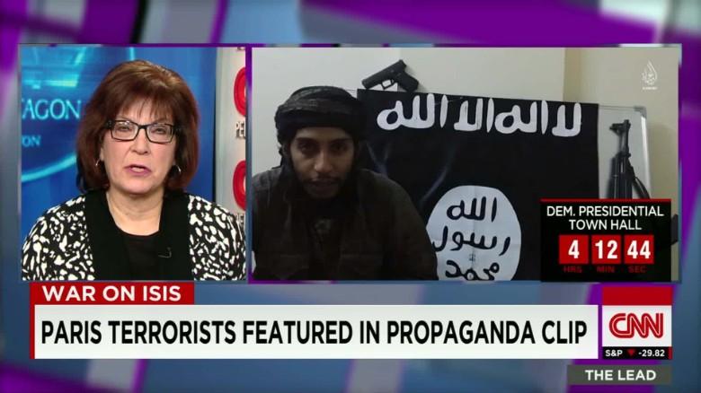 New ISIS video features Paris terrorists, threatens U.K.