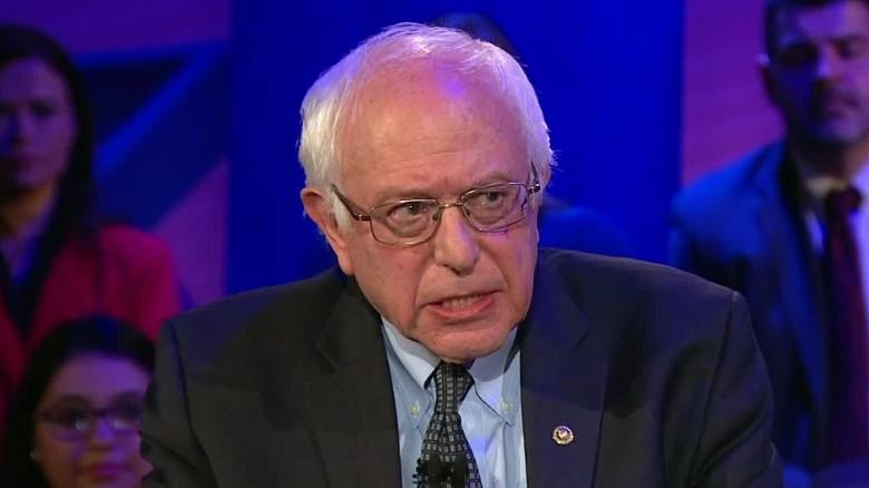 Bernie Sanders: We need a political revolution
