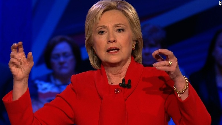 Hillary Clinton: Obama trusted my judgment