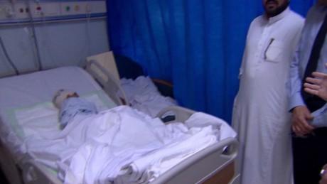 saudi arabia hospital shiite attack son robertson backstory lklv_00010606.jpg