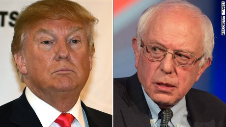 Tump, Sanders leading in latest New Hampshire poll