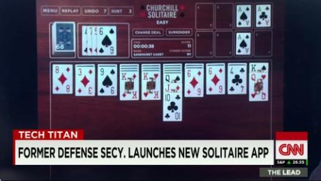 fmr defense secretary rumsfeld on terror fight, churchill solitaire lead live_00051910