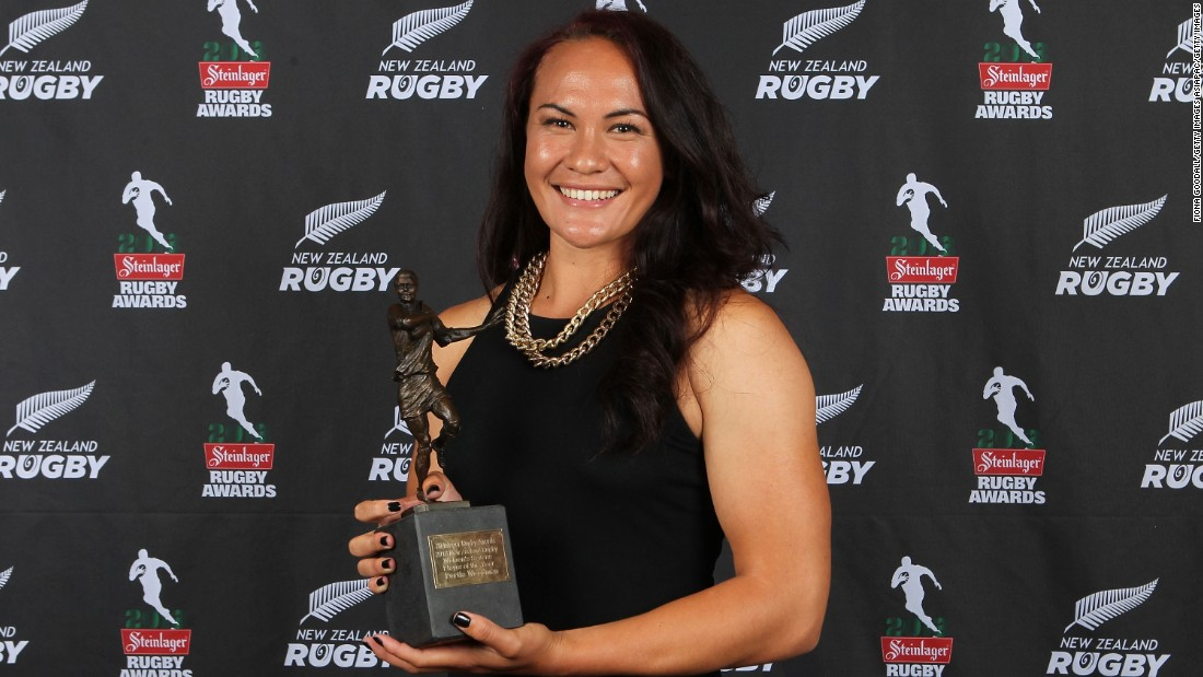 Portia Woodman: 'Rugby Idol' dreams of biggest stage - CNN.com
