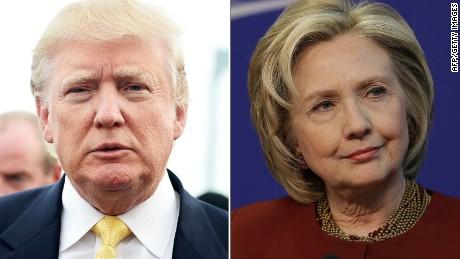 Final Iowa poll shows Trump, Clinton leading