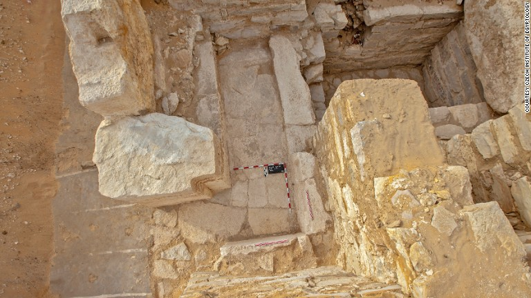 Did ancient Egypt suffer from climate change?