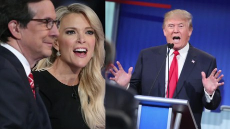 A history of Donald Trump's feud with Megyn Kelly