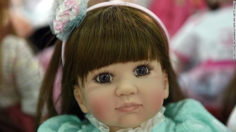 'Supernatural' dolls get seats on Thai planes