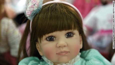 'Supernatural' dolls get seats on Thai planes