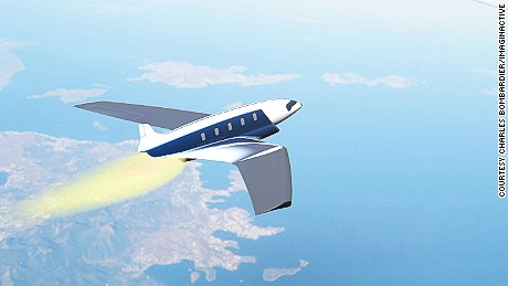 The Antipode: Flying from New York to London in 11 minutes