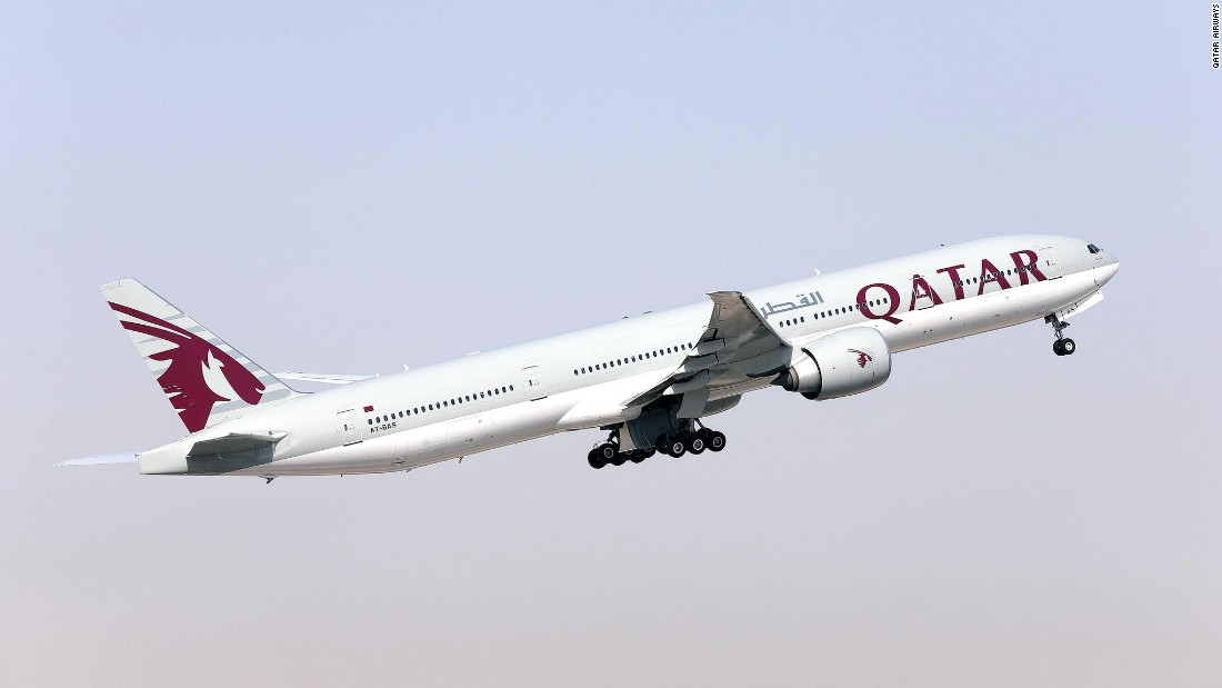 A 2015 winner, Qatar came second this year. It also has the world's best business class and business class lounge.