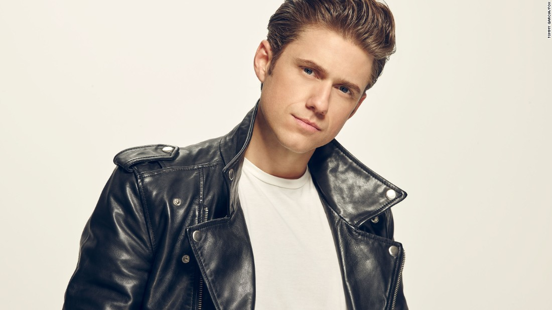 "Tveit has been building a resume in theater, TV and film. Younger fans may known him as Trip van der Bilt from ""Gossip Girl,"" but he's been a lead in the USA series ""Graceland,"" played Enjolras in the film version of ""Les Miserables"" and starred as Link Larkin in Broadway's ""Hairspray."""