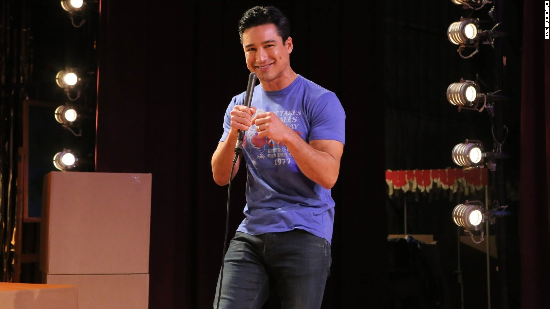 "Mario Lopez is playing the same character on ""Grease: Live."" The ""Saved by the Bell"" star has experience hosting dance shows, having emceed ""America's Best Dance Crew."""