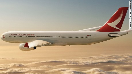 Cathay Pacific rebrands as Cathay Dragon