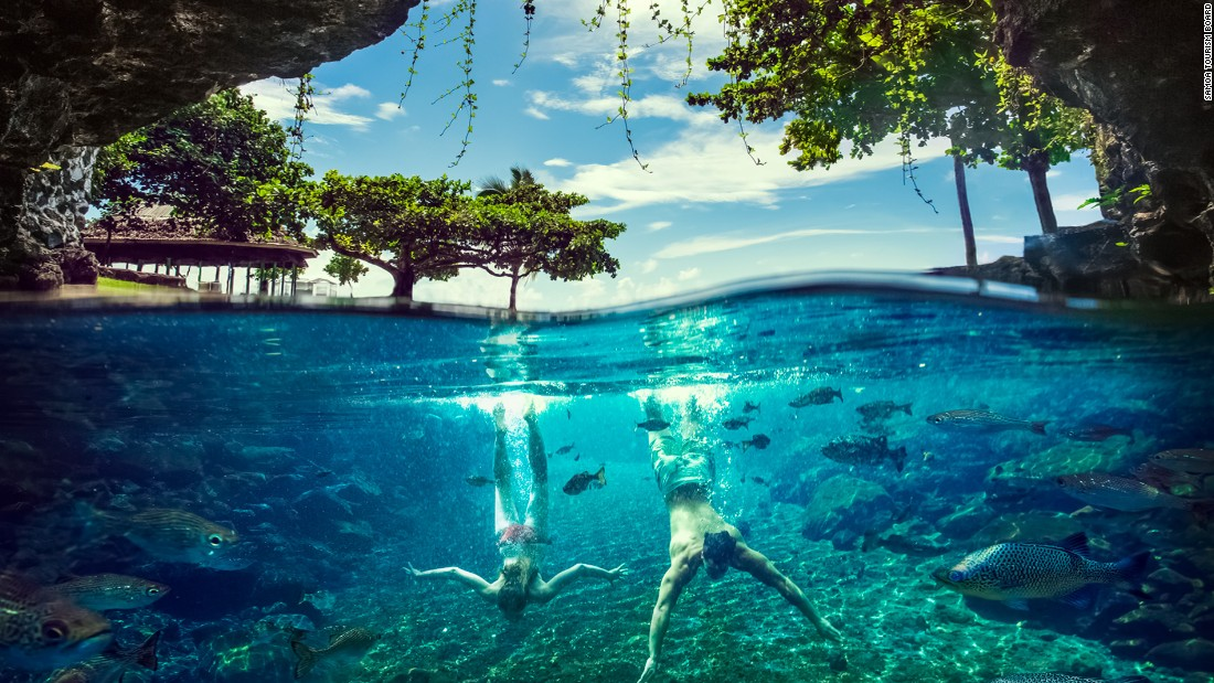 The Pacific S Best Islands And Beaches: Insider Guide: Best Of Samoa