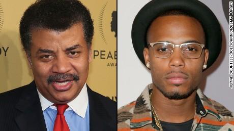Neil DeGrasse Tyson rips rapper B.o.B.