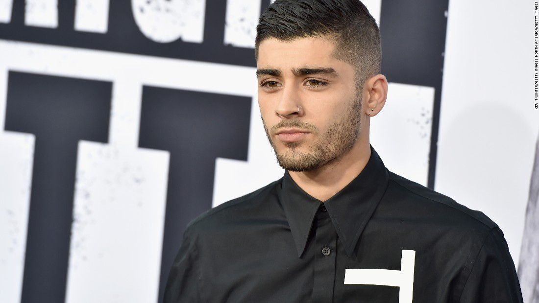 Zayn Malik Reveals Eating Disorder Battle While In One Direction
