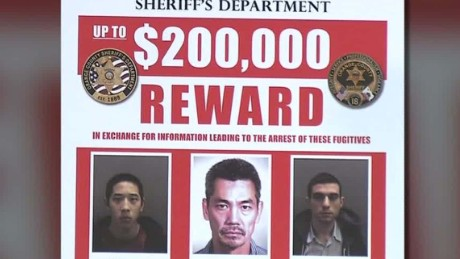 california prison escape manhunt five arrested lead paul vercammen lead dnt_00004214.jpg
