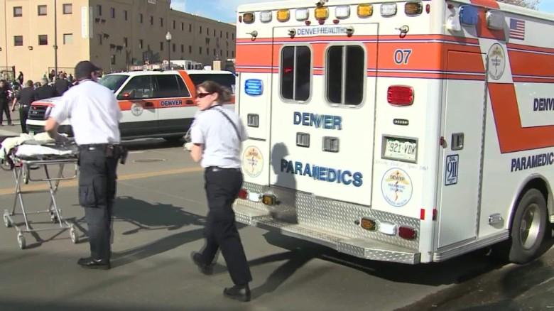 Police: At least one dead in Denver shootings