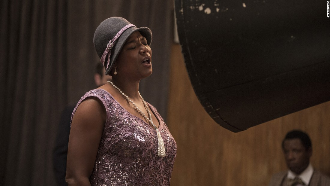 "Queen Latifah, ""Bessie"""