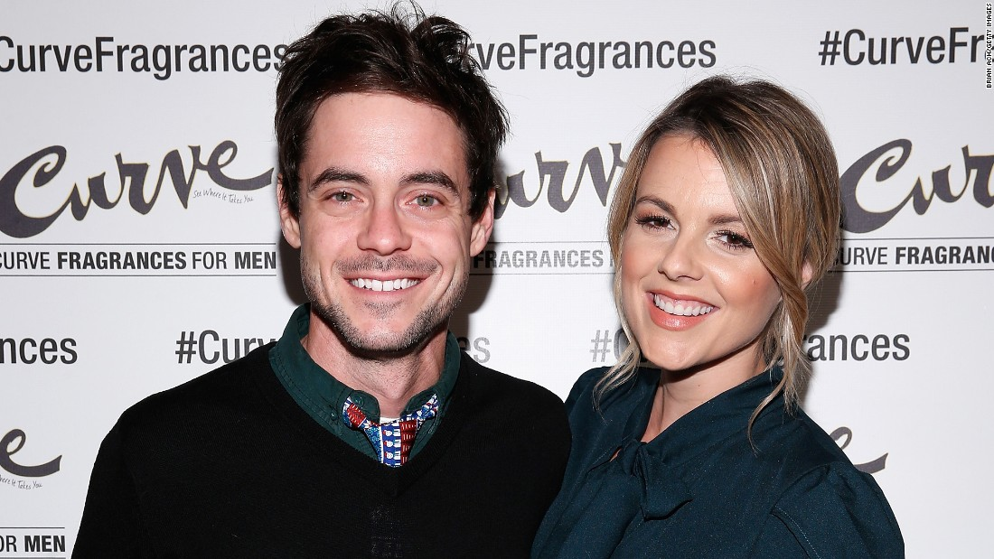 "Former ""Bachelorette"" Ali Fedotowsky announced in January that she and fiancé Kevin Manno are expecting their first child."