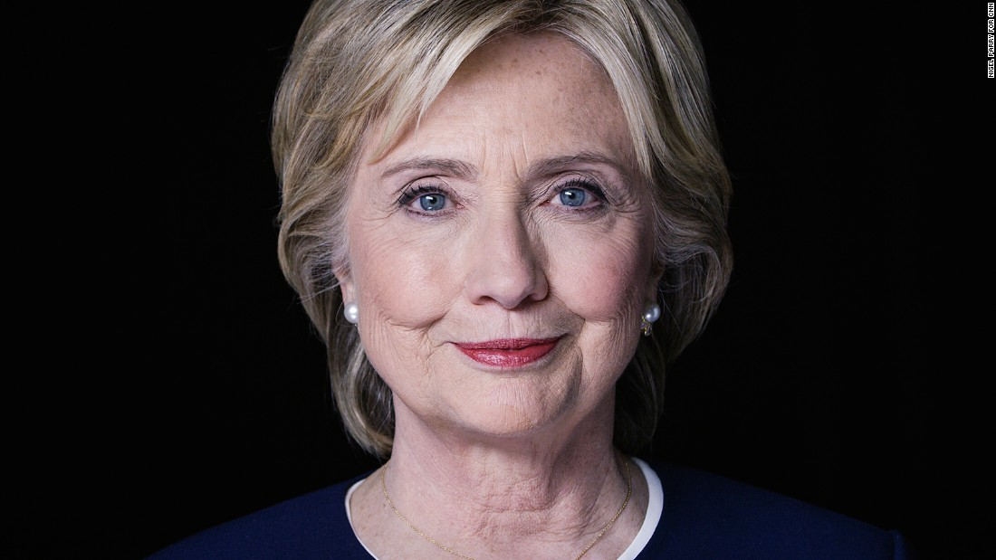 Hillary Clinton, a former first lady, U.S. senator and secretary of state, is looking to become the country's first female President.
