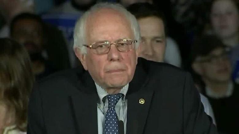 Bernie Sanders: We are in a virtual tie