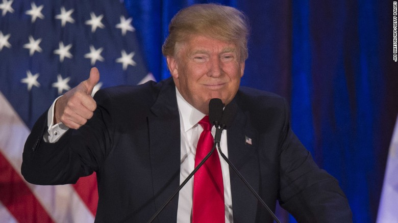 Trump: Debate might've cost me first place