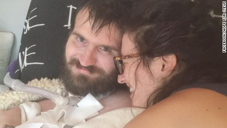 His battle with ALS empowered her to live