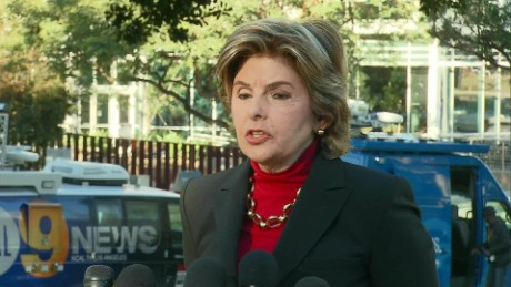 Gloria Allred: Latest Cosby development 'ironic'