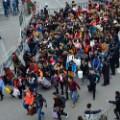 guangzhou railway travel chaos 0202 01