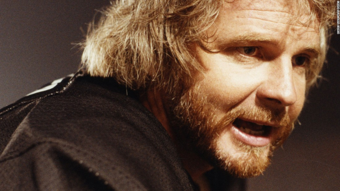 One time NFL MVP and Oakland Raiders quarterback Ken Stabler, who died in July, suffered from chronic traumatic encephalopathy, or CTE, researchers at Boston University said Wednesday.