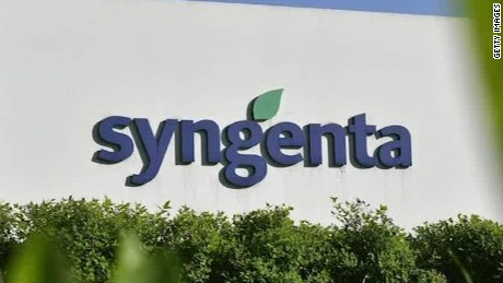 chemchina offer to buy syngenta michel demare interview_00004808