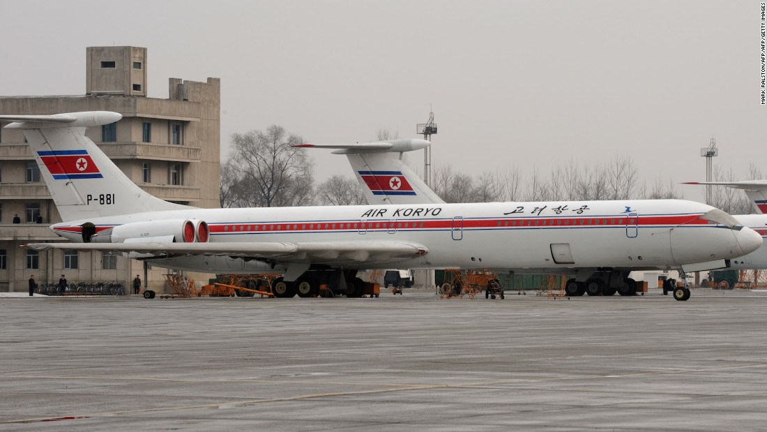 Entering commercial service in 1967, the Ilyushin Il-62 was the Soviet Union's first long-range jetliner. Its successor, the more fuel efficient Il-62M (pictured), came along in 1974. Want to see one take off? North Korean airline Air Koryo has a couple in its fleet. Simon Cockerell of Koryo Tours tells CNN they're available for domestic charter trips and no longer fly internationally.