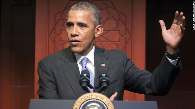 Obama speaks at National Prayer Breakfast