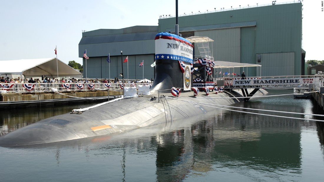 What You Should Know About The Uss New Hampshire