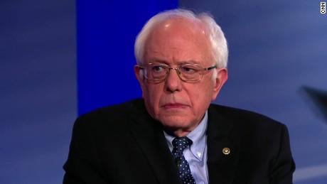 Bernie Sanders: I am an underdog