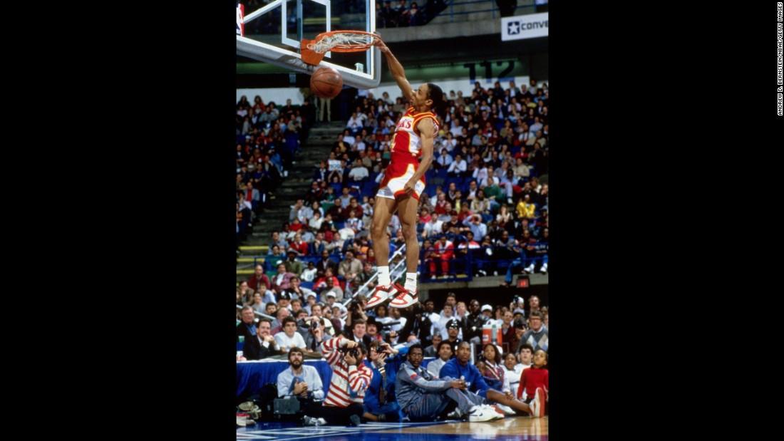 30 years of NBA slam dunk champions - CNN.com