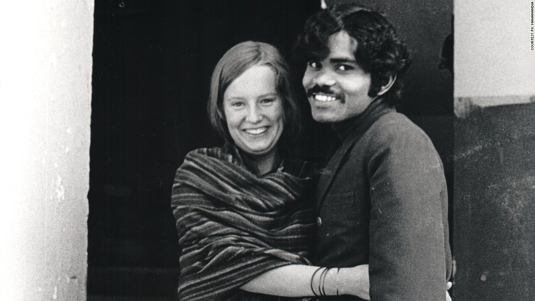 "Swedish traveler Charlotte Von Schedvin and Indian art student PK Mahanandia fell in love in India in late 1975. She was a descendant of Swedish nobility; he a member of India's ""untouchable"" Dalit caste."