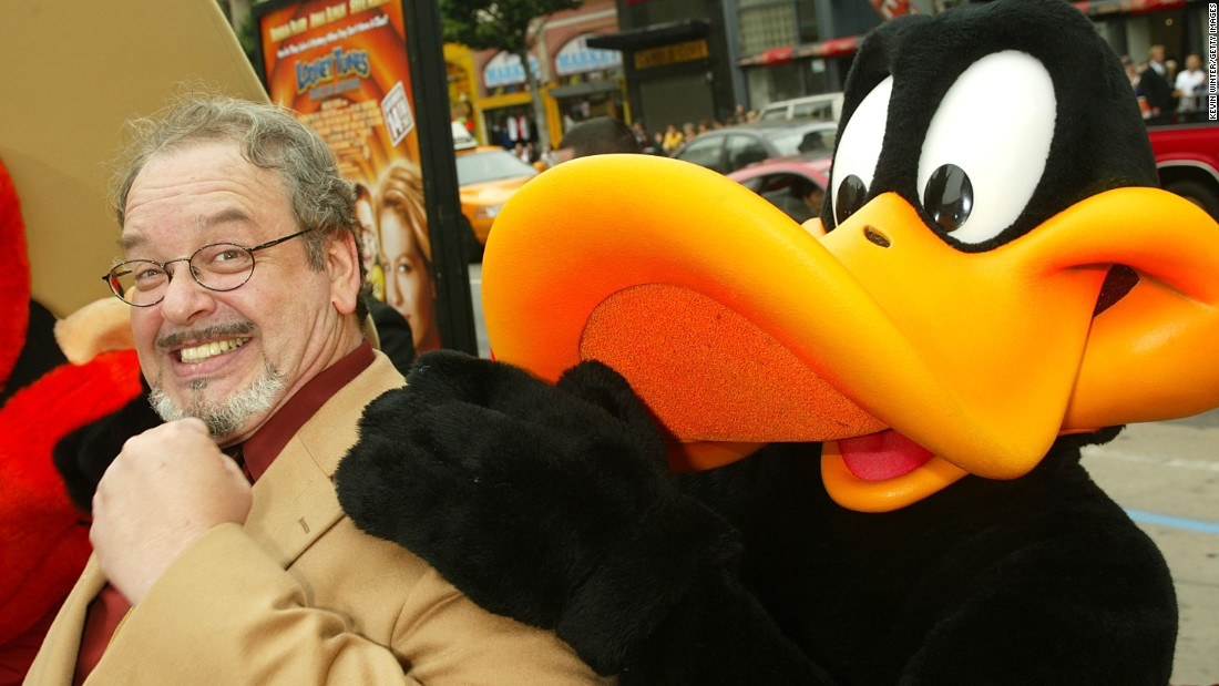 "<a href=""http://www.cnn.com/2016/02/04/entertainment/joe-alaskey-dead/"" target=""_blank"">Joe Alaskey</a>, a voice actor who performed such characters as Bugs Bunny and Daffy Duck, died February 3 at the age of 63. The actor voiced many other beloved Looney Tunes characters, including Tweety Bird, Sylvester the Cat and Plucky Duck."