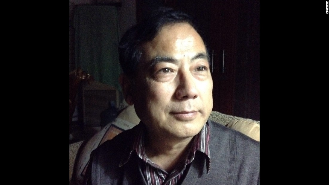 A former Chinese police officer, Dong was arrested several times for participating in pro-democracy protests. He fled to Thailand with his family in 2015 seeking safety from Chinese authorities and a better life for his daughter, according to his wife Gu Shuhua. Despite UN recognition as a refugee, the Thai authorities arrested him in October for an immigration violation. Gu says her husband's immigration fine was paid by the Chinese government who then took him back to China. Since his arrest in Bangkok, she says her only contact with Dong has been seeing him in police custody on Chinese state television.