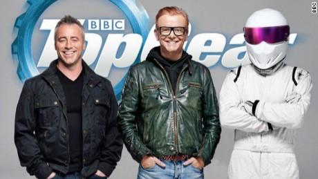 """""""Friends"""" star Matt LeBlanc is set to join """"Top Gear"""" as co-presenter."""