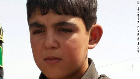 Wasil Ahmad was an 11-year-old boy who gained prominence last year after he helped his uncle fight against the Taliban who were attacking his family. He was hailed a hero by local officials in Tarin Kot in Uruzgan province. But last week, the Taliban attacked Wasil as he left his home to go to the market and shot him dead. Exact date of photos provided unknown, from 2015.