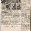 newspaper article Mahanandia