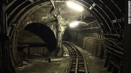 London's Mail Rail