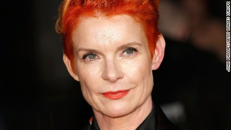 """LONDON, ENGLAND - OCTOBER 14:  Sandy Powell attends the """"Carol"""" America Express Gala during the BFI London Film Festival, at the Odeon Leicester Square on October 14, 2015 in London, England.  (Photo by John Phillips/Getty Images for BFI)"""
