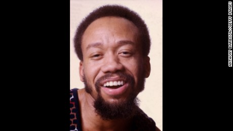 Grammy award-winning singer and songwriter Maurice White was one of the founding members of Earth, Wind, and Fire.