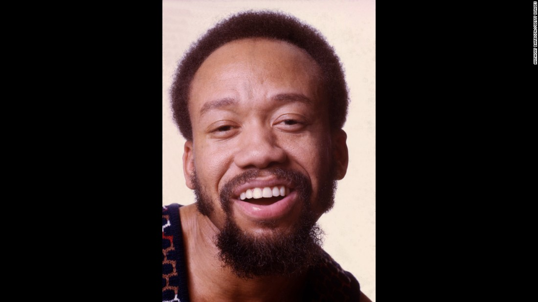 "<a href=""http://www.cnn.com/2016/02/04/entertainment/maurice-white-earth-wind-fire-dies-feat/"" target=""_blank"">Maurice White</a>, the Earth, Wind & Fire leader and singer who co-wrote such hits as ""Shining Star,"" ""Sing a Song"" and ""September,"" died on February 4, his brother and bandmate Verdine White said. He was 74."