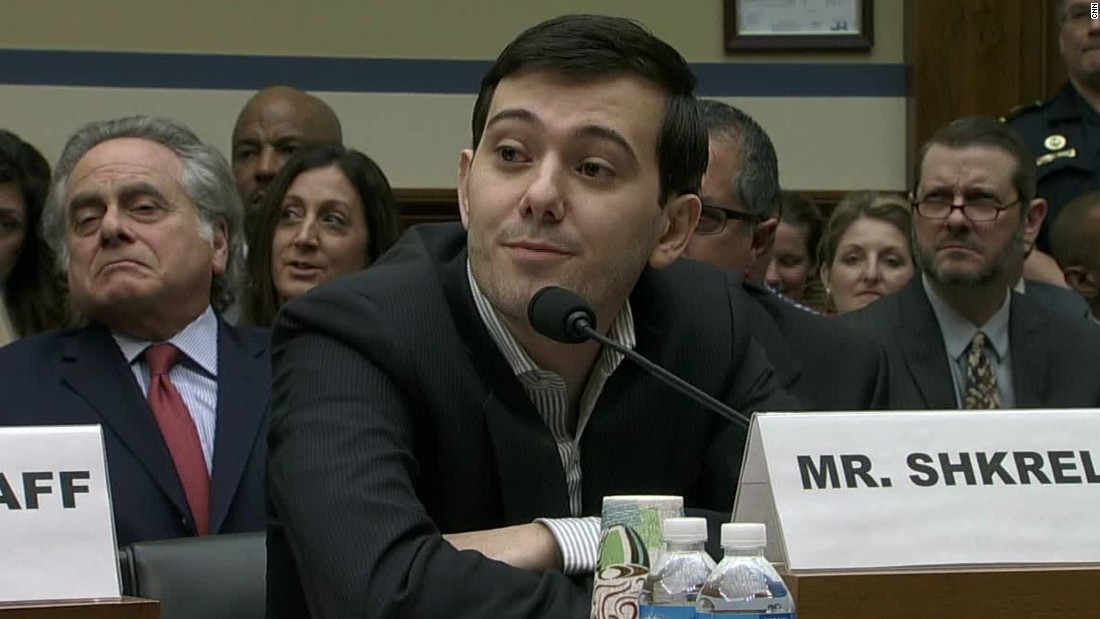 Martin Shkreli's fraud trial is coming to a close