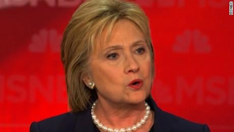 Hillary Clinton accuses Bernie Sanders of 'artful smear'
