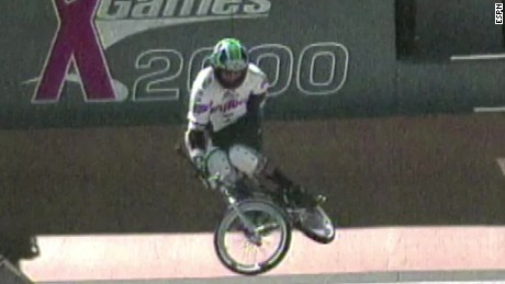 BMX rider Dave Mirra death pkg_00011211